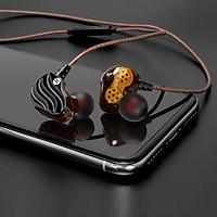 Tai Nghe New4all S202 Stereo Earphone Sport - Hàng Chính Hãng