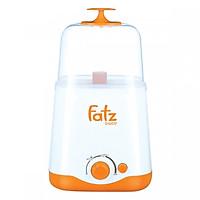 Máy Hâm Sữa Hai Bình Cổ Rộng FatzBaby FB3012SL - Tặng kèm 01 dụng cụ gắp mắt dứa tiện lợi