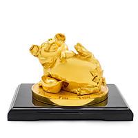 Linh vật cho người tuổi Hợi: Tượng Heo Vàng Chiêu Tài Tấn Bảo - THV02