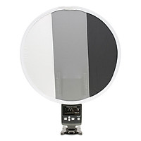 Even Flash Disc Diffuser With 3 in 1 White Balance
