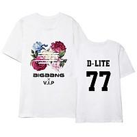 Áo phông KPOP Big Bang V.I.P D-LITE 77