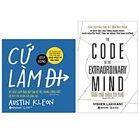 Combo Sách Phát Triển Tư Duy Sáng Tạo : Cứ Làm Đi! + The Code Of The Extraordinary Mind - Giải Mã Siêu Trí Tuệ
