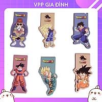 1 Cái Đánh Dấu Sách Bookmark Nam Châm Dragon Ball - 7 Viên Ngọc Rồng
