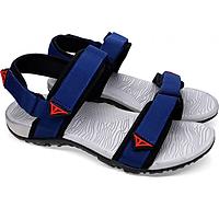 Giày Sandal Việt Thủy Quai Chéo VT2 - Xanh Dương - Kèm Balo Túi Rút Đặc Biệt