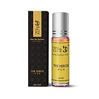 Nước hoa Nam Nữ XBeauty (Có 10 mùi tùy chọn). Tinh dầu nước hoa cô đặc thơm lâu, Tinh dầu nước hoa dầu thơm
