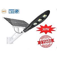 Đèn đường LED NLMT 30W Chip Nhật Siêu Sáng Đủ Công suất chiếu sáng cả đêm