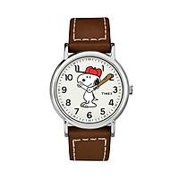 Đồng hồ Unisex Timex Peanuts Snoopy 38mm TW2T61000