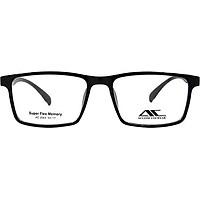 Gọng kính Accede AC2063 BK - Đen