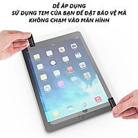 Miếng dán màn hình chống trầy, chống vân tay cho iPad Pro 9.7 2016