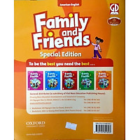 Family And Friends Special Edition 5 - Student Book - Kèm 2 Đĩa CD