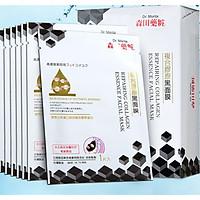 Hộp 7 miếng Dr Morita Đài Loan - Mặt nạ Repairing Collagen Essence Facial Mask