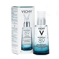 Dưỡng Chất Giàu Khoáng Chất Vichy Mineral 89 Giúp Da Sáng Mịn Và Căng Mượt 50ml