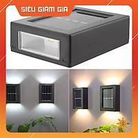 Đèn trang trí năng lượng mặt trời, đèn led năng lượng mặt trời, đặt ngoài trời, cảm biến ánh sáng
