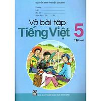 Vở Bài Tập Tiếng Việt Lớp 5 (Tập 2)