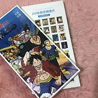 Hộp ảnh Postcard anime One Piece Đảo hải tặc ver new tặng ảnh VCone