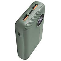 Pin dự phòng mini Rockspace P75 pro dung lượng 10000mAh thiết kế theo phong cách máy ảnh - hàng chính hãng