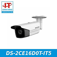 Camera HD-TVI hồng ngoại 2.0 Megapixel HIKVISION DS-2CE16D0T-IT5 - Hàng Chính Hãng
