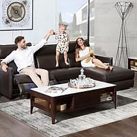 Bộ sofa góc L thông minh cao cấp nhập khẩu S-U5892M-1CN