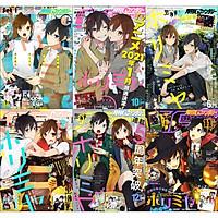 ( 8 tấm ) Poster HORIMIYA tranh treo A4 album ảnh in hình anime chibi đẹp treo tường trang trí (MẪU GIAO NGẪU NHIÊN)