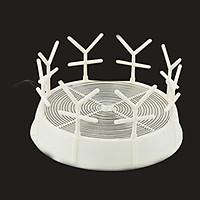 Máy bắt ruồi muỗi tự động siêu thông minh (màu trắng)