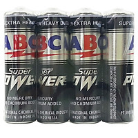 Vỉ 4 Pin ABC Super Power AA SH-AA4S-576