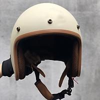 Mũ Bảo Hiểm Fifa 3/4 đầu lót màu nhám N033