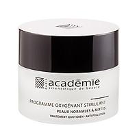 Kem chống tác động của ô nhiễm môi trường - PROGRAMME OXYGENANT STIMULANT  - Academie Scientifique de Beaute