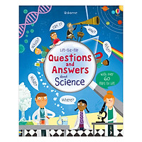 Sách tương tác tiếng Anh - Usborne Lift-The-Flap Questions And Answers About Science