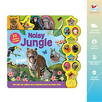My First Noisy Words (Board Book)