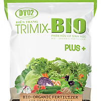 Phân bón sinh học hữu cơ Trimix Bio 2.5kg - Bio organic fertilizers 2.5kgrs