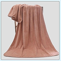 Khăn tắm siêu mềm mịn cao cấp BIDAMOP - giao màu ngẫu nhiên