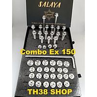 combo salaya ốc lốc máy và ốc áo ex 150