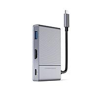 Cổng chuyển HyperDrive Gen2 6 in 1 USB-C Hub cho Macbook, iPad Pro 2018/2020, PC & Devices - G206 - Hàng Chính Hãng