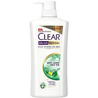 Dầu Gội Sạch Gàu CLEAR Mát Lạnh Bạc Hà (900g)