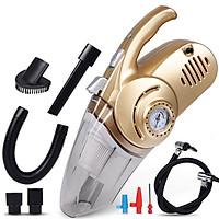 Bơm lốp ô tô kèm máy hút bụi Car365 thông minh cao cấp - Hút mạnh, bơm nhanh, loc sạch không khí - CAR45