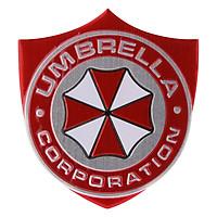Sticker Metal Umbrella - Shield