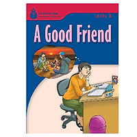 Foundations Reading Library A Good Friend (Level 3)
