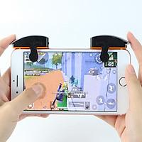 Bộ Nút Bấm Chơi Game VINETTEAM  M01 Dành Cho Điện Thoại, LR Gaming Kích hoạt nút điều khiển chơi game bắn súng cho PUBG - Hàng Nhập Khẩu