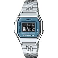 Đồng hồ nữ dây kim loại Casio LA680WA-2BDF