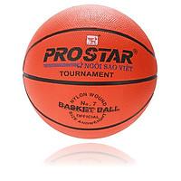 Quả bóng rổ Prostar tiêu chuẩn thi đấu số 7