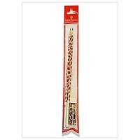 Bộ 2 Cây Bút Chì Đen + 1 Gôm Motif (Hình Hươu Cao Cổ) Giraffe Faber-Castell-1183682