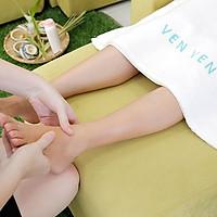 Liệu Trình Massage Trị Liệu Giảm Stress, Cải Thiện Giấc Ngủ Tặng Trà Thảo Dược Ngủ Ngon Tại Ven Ven Massage & Spa