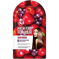 Set 3 miếng mặt nạ dưỡng tóc Fresh Food For Skin
