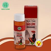 Nước Ngâm Chân Bảo Linh 70ml ,chiết xuất thảo dược,dùng siêu tiết kiệm.
