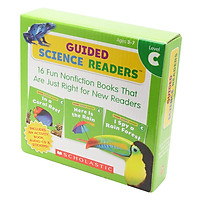Guided Science Readers Level C (With CD)