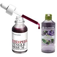 Tinh Chất Tái Tạo Da Red Peel Tingle Serum + Tặng 1 Chai Sữa Tắm Yves Rocher 400ml ( Mùi bất kỳ)