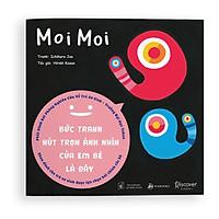 Sách Ehon  Moi Moi - Giúp các em bé ngừng khóc - Ehon Nhật Bản cho trẻ sơ sinh
