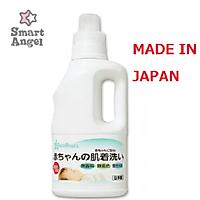 Nước giặt quần áo cho bé Smart Angel Nhật Bản chai 800 ml
