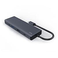 Cổng chuyển USB-C HUB 9 in 1 JCPAL LINX - Hàng Chính Hãng