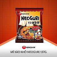 Mì xào khô Nongshim Neoguri stir-fried 137g - Hàn Quốc